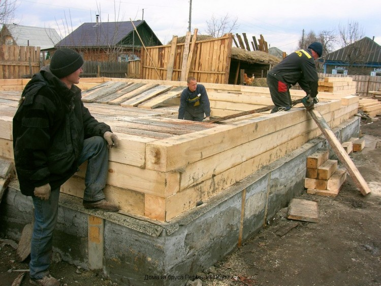Как правильно сделать строительство дома